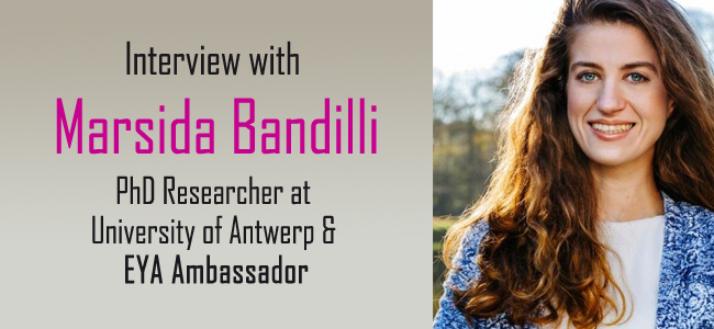 Interview with Marsida Bandilli