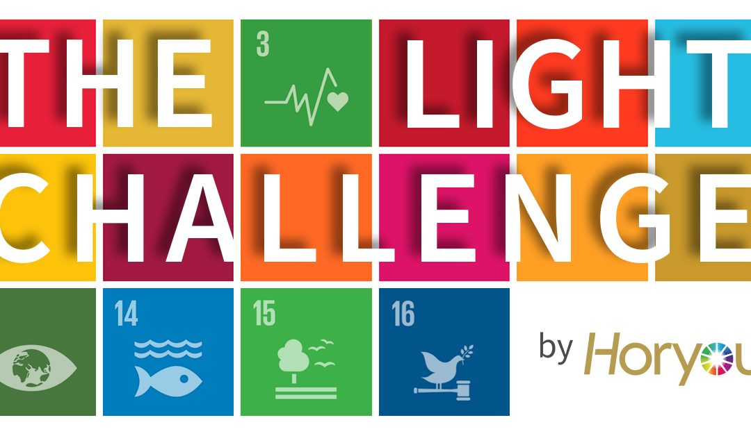 Open to all citizens who are looking to make a difference in this world! #HoryouLightChallenge
