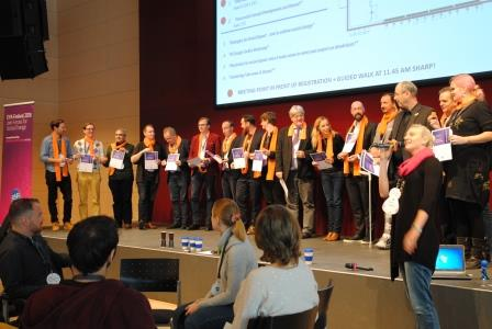 #EYA18 Festival: Second Day and Winners' Pitches