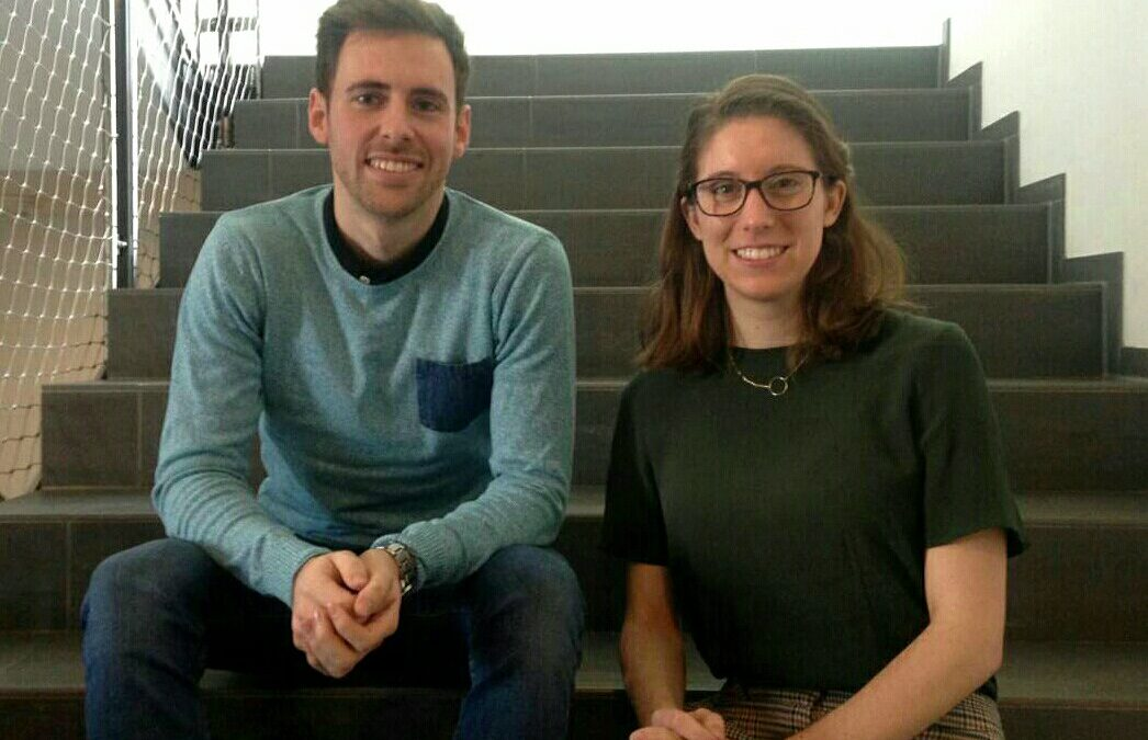 "Interview with #EYA18 Winners Ander Delgado and Taylor Sawyer from ""SammTalk"""