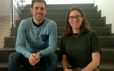 """Interview with #EYA18 Winners Ander Delgado and Taylor Sawyer from """"SammTalk"""""""