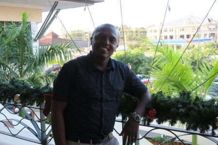 "Interview with Martin Irungu from ""EmpServe Kenya"""