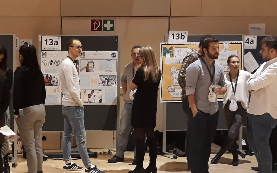 #EYA2018: Third day and Students' Presentation
